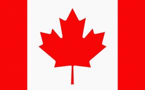 Канада, Лист, Герб, Флаг