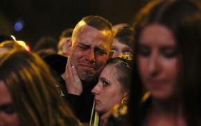 Champions League, Finale, Fans von Dortmund