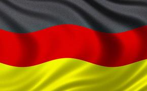 Bandiera della Germania, Bandiera tedesca, Bandiera della Repubblica federale di Germania - bandiera della Germania