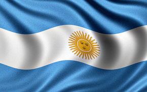 Bandiera dell'Argentina, Bandiera argentina, Repubblica Argentina bandiera - Bandiera dell'Argentina