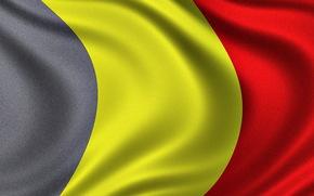Bandiera del Belgio, Bandiera belga, Bandiera del Regno del Belgio - bandiera del Belgio