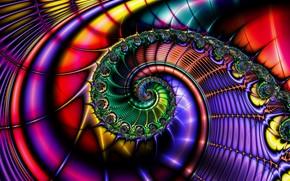 raw fractals, 3d, art