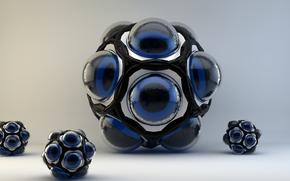 fractais matrias, 3d, Arte