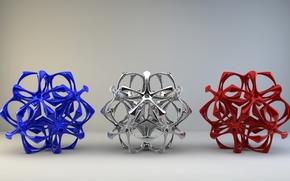 fractales primas, 3d, arte