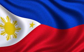 Bandiera delle Filippine, Bandiera delle Filippine, Bandiera della Repubblica delle Filippine - Bandiera delle Filippine