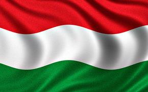 Bandiera di Ungheria, Bandiera ungherese, Ungheria bandiera - Bandiera dell'Ungheria