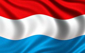 Bandera de Luxemburgo, Luxemburgo seala, Gran Ducado de Luxemburgo bandera - bandera de luxemburgo