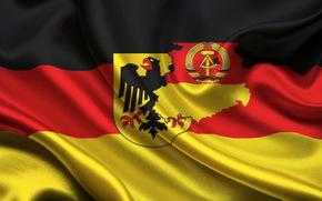 Bandiera della Germania, stemma, bandiera germania