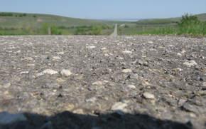 road, freedom, asphalt.