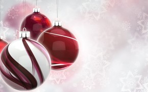 New Year, ball, holiday, New Year, Christmas decorations