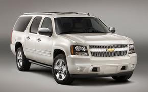 Chevrolet, white