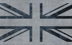 bandiera, struttura, Regno Unito