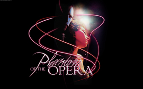 wallpaper, opera, background, Phantom of the Opera