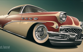 Art, Buick, retro, Other brands