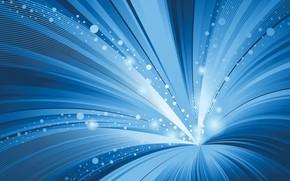linha, abstrao, comunidade, Fundo Azul