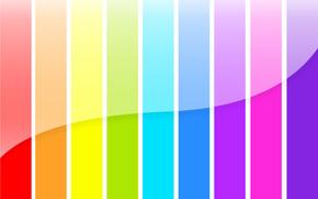 радуга, полосы, цвета