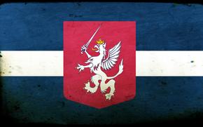 bandiera, Latgale