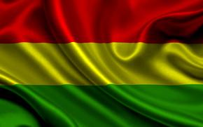 Bolivia, bandiera