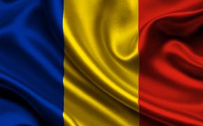 Romania, bandiera