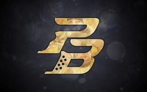 text, brilliant, logo