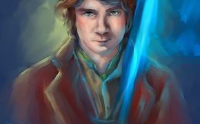 Bilbo Baggins, Hobbit, Arte