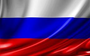 Russia, bandiera, tricolore