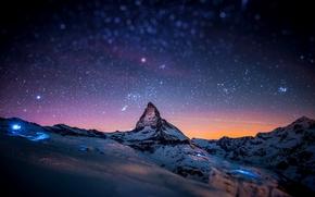 Gry, noc, Gwiazda