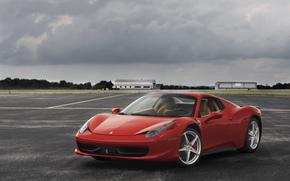rastrear, Ferrari
