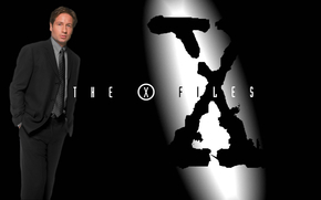 The X-Files, The X Files, seria, Fox Mulder, Fox Mulder
