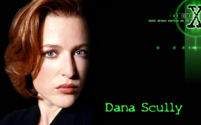 The X-Files, The X Files, seria, Dana Scully, Dana Scully