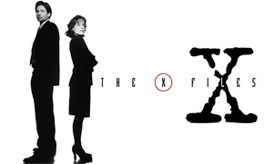 The X-Files, The X Files, seria, Fox Mulder, Dana Scully, Fox Mulder, Dana Scully