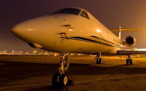 аэродром, авиация, самолёт