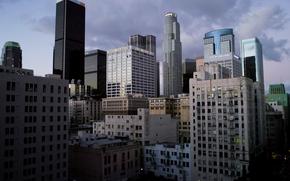 洛杉矶, 美国, 加州, 城市