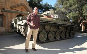 producer, actor, Arnold Schwarzenegger, director, tank