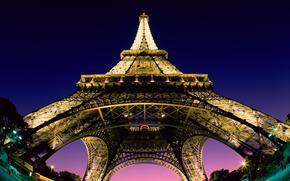 city, paris, effei