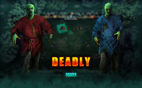 sungift games, deadly soccer, android, iphone, ipad, dimadizzz, zombie