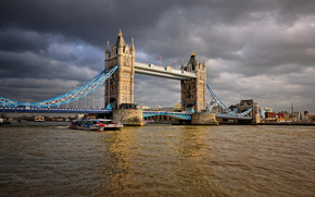 Tower Bridge, Londres, Angleterre