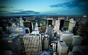 Manhattan, New York, rivedere