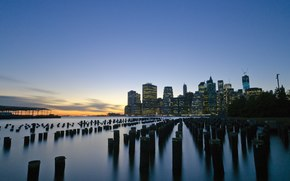 fulton ferry, new york, ny, us