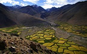 via terra Kathmandu, tibet, Montagne, view from the top