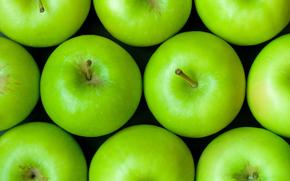 apples, fruit, food