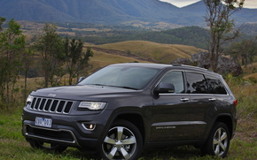jeep, grand cherokee, limited au-spec