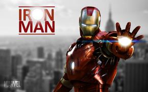 Iron man, new york, marvel, фильм, фильмы, кино