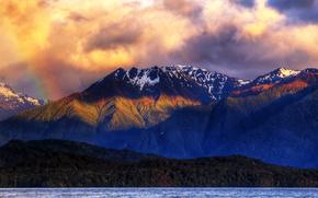 Fiordland, Te Anau, neozelandese