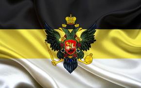 Ruso, Imperio, bandera