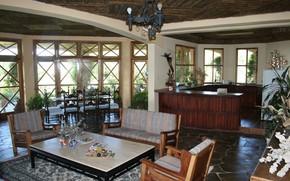 interno, spazio vitale, villa, stile, casa, design