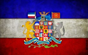 stemma, Pan-slava, bandiera