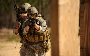 united states army, special forces, Soldiers