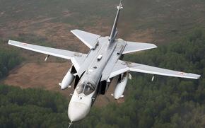 авиа, облака, фехтовальщик, полёт, бомбардировщик, небо, самолёт, крыло, ВВС