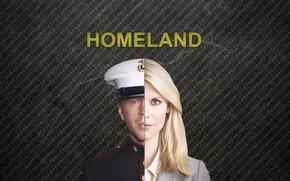 Damian Lewis, Nicholas Brody, homem impar para fora, Claire Danes, casa, srie, Carrie Mathison